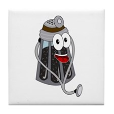 """""""Dr. Pepper Shaker"""" Tile Coaster"""