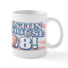 Clinton White House '08 Mug