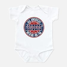 Sanders' All American BBQ Infant Bodysuit