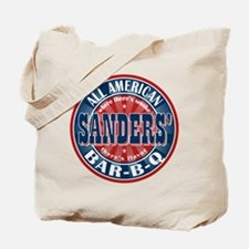 Sanders' All American BBQ Tote Bag