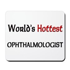 World's Hottest Ophthalmologist Mousepad