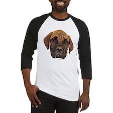 Bullmastiff Puppy Baseball Jersey