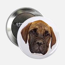 Bullmastiff Puppy Button