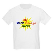 MY UNCLE GEORGE ROCKS T-Shirt