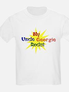 MY UNCLE GEORGIE ROCKS T-Shirt