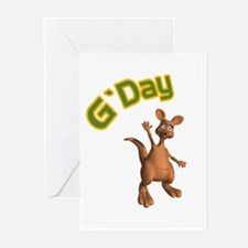G'day Greeting Cards (Pk of 10)