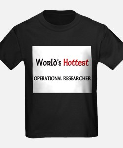 World's Hottest Operational Researcher T