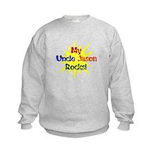 MY UNCLE JAMES ROCKS Sweatshirt