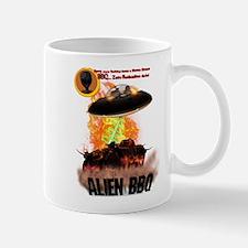 Alien Bar-B-Q for Light Cloth Mug