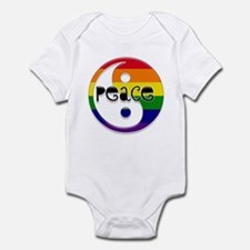 Gay Peace Infant Bodysuit