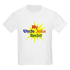MY UNCLE JOHN ROCKS T-Shirt