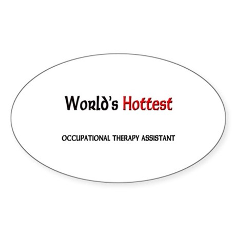 World's Hottest Occupational Therapy Assistant Sti