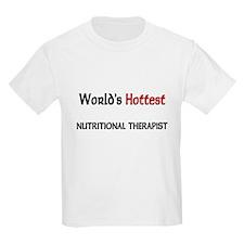 World's Hottest Nutritional Therapist Kids Light T