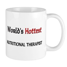 World's Hottest Nutritional Therapist Mug