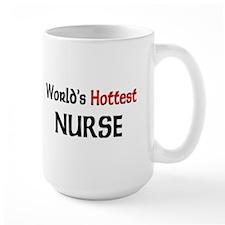 World's Hottest Nurse Mug