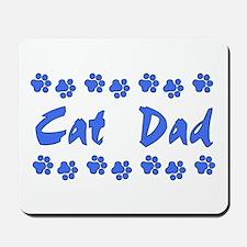 Cat Dad Mousepad