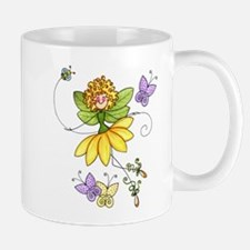 Stick Daisy Fairy Mug