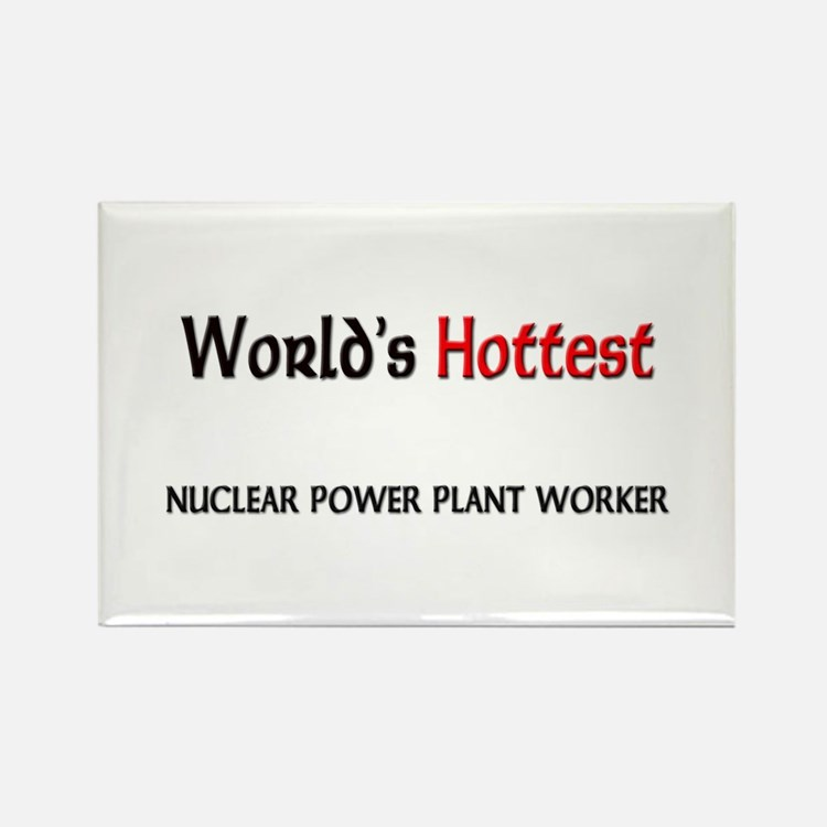 World's Hottest Nuclear Power Plant Worker Rectang
