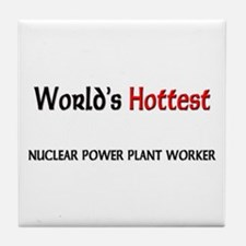 World's Hottest Nuclear Power Plant Worker Tile Co