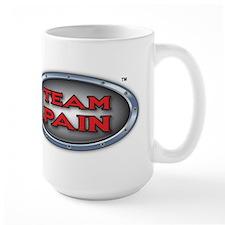 Team Pain red logo Mug