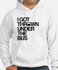 """Thrown Under the Bus"" Jumper Hoody"