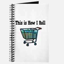 How I Roll (Shopping Cart) Journal