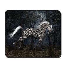 Mystic Unicorn Mousepad