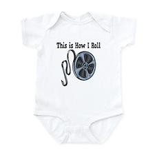How I Roll (Movie Film) Infant Bodysuit