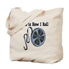 How I Roll (Movie Film) Tote Bag