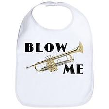 Blow Me- Trumpet Bib