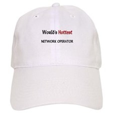 World's Hottest Network Operator Baseball Cap