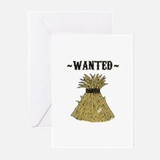 Needle in Haystack Greeting Cards (10)