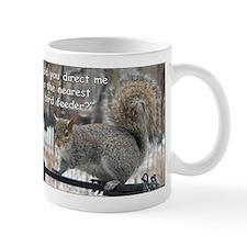 Squirrel Bird two Mug