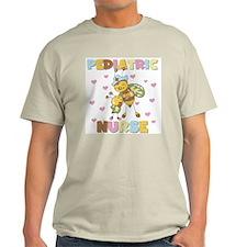 Bee Pediatric Nurse T-Shirt