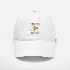 Bee Pediatric Nurse Baseball Baseball Cap
