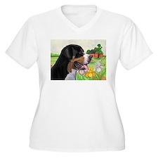 Swissie portrait T-Shirt