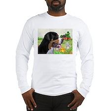 Swissie portrait Long Sleeve T-Shirt
