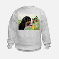 Swissie portrait Sweatshirt