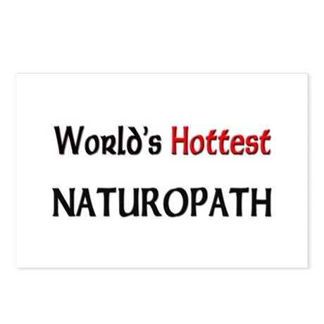 World's Hottest Naturopath Postcards (Package of 8