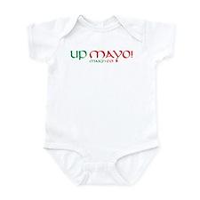 UP MAYO! Maigh Eo Infant Bodysuit