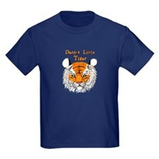 Daddy's Little Tiger T