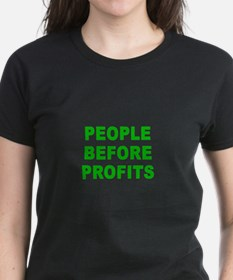 PEOPLE B4 PROFITS Tee