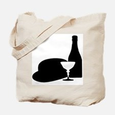 Funny Steed and peel Tote Bag