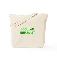 SECULAR HUMANIST Tote Bag