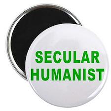 SECULAR HUMANIST Magnet