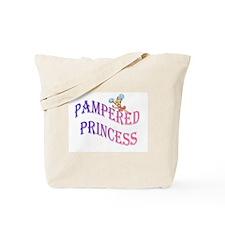 Pampered Princess Tote Bag