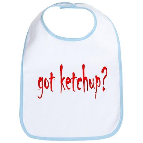 Got Ketchup? Bib