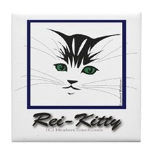 Rei-Kitty Tile Coaster