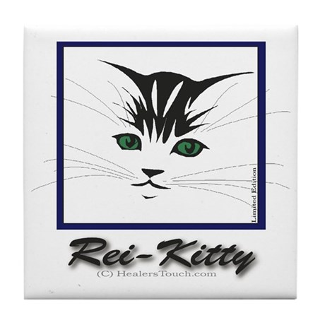 Rei-Kitty Tile Coaster