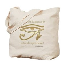 Mysteries of Life: Tote Bag